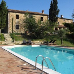 Borghetto Calcinaia: The 15 x 7 swimming pool