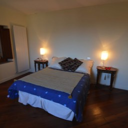 Casa Monte: One of the two double bedrooms