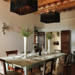 La Taverna al Monte: Fine dining on the Tuscany, Umbria border