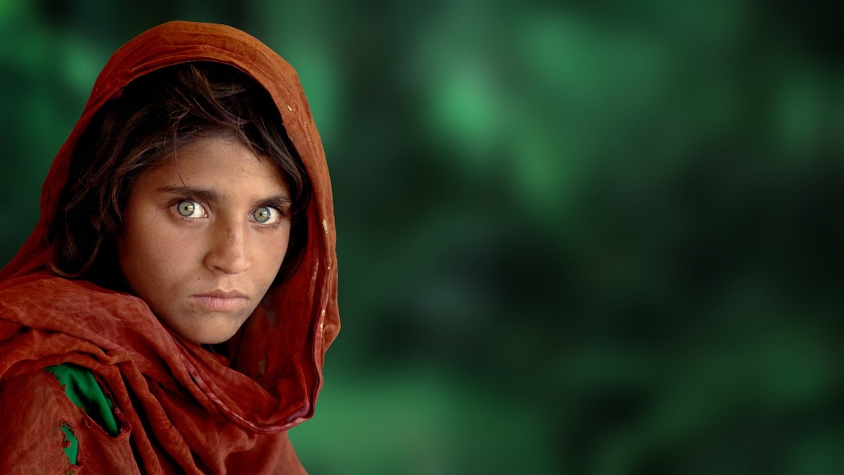 Steve McCurry icons, contemporary photography, museo civico, Sansepolcro, Tuscany