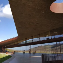 Antinori winery reception