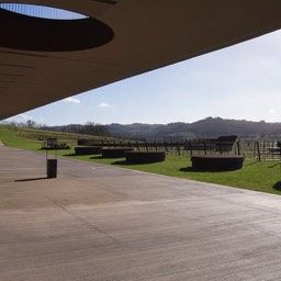Antinori winery scenery