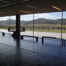 Antinori winery reception outlook