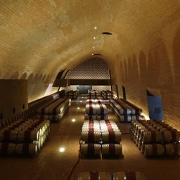 Antinori winery architectural design