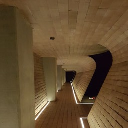 Antinori winery futuristic design