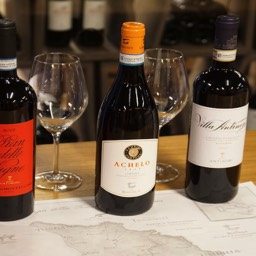 Antinori winery wine tasting
