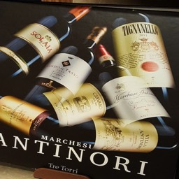 Antinori winery well known wines