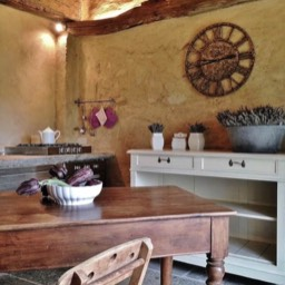 Poggiodoro: The kitchen