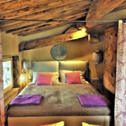 Poggiodoro: The sunset lounge bedroom