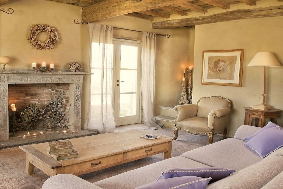 Poggiodoro, carefully restored farmhouse with passion